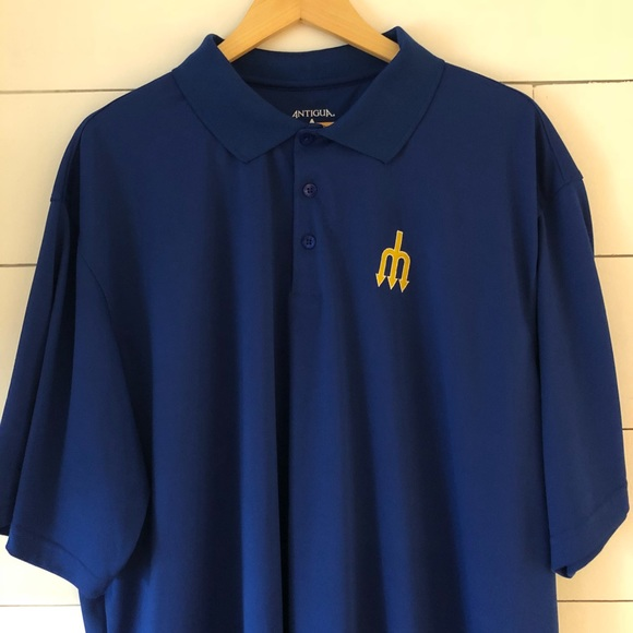 7d5d74dfdce Antigua Other - Men s Antiqua Seattle Mariners Polo